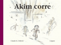 Portada de Akim corre