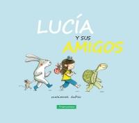 Portada de Lucía y sus amigos