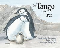 Portada de Con Tango son tres