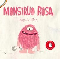 Portada de Monstruo Rosa