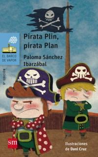 Portada de Pirata Plin, Pirata Plan