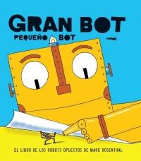 Portada de Gran Bot, Pequeño Bot