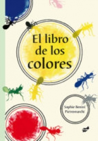 Portada de El libro de los colores