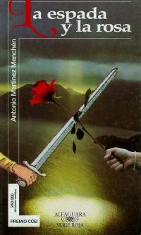 Portada de La espada y la rosa