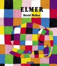 Portada de Elmer