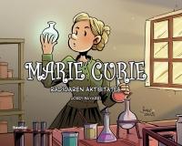 Portada de Marie Curie. La actividad del radio