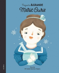 Portada de Pequeña & Grande Marie Curie