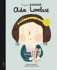 Portada de Pequeña & Grande Ada Lovelace