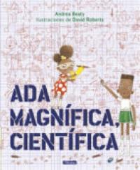 Portada de Ada magnífica científica