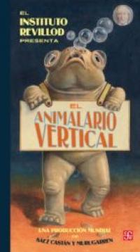 Portada de El animalario vertical