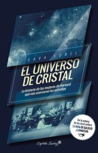 Portada de El universo de cristal