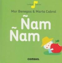 Portada de Ñam Ñam