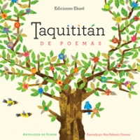 Portada de Taquititán de poemas