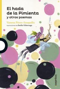 Portada de El hada de la Pimienta y otros poemas