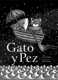 Portada de Gato y Pez