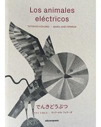 Portada de Los animales eléctricos