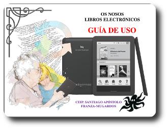 Guía de uso dos libros electrónicos - CEIP Santiago Apóstolo