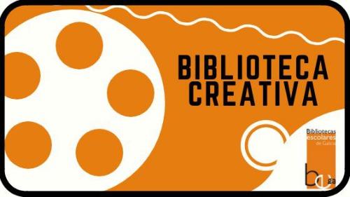 logo biblioteca creativa