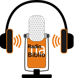 logo do programa Radio na biblio