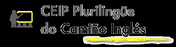 Logotipo de Aula Virtual do CEIP Plurilingüe do Camiño Inglés