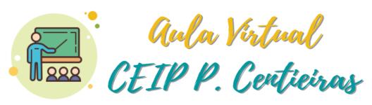 Logotipo de Aula Virtual Centieiras
