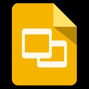 Google presentacións