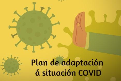 Plan de adaptación á situación COVID | CEIP Plurilingüe O Ruxidoiro