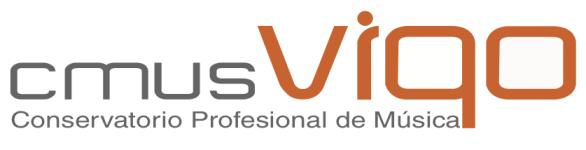 Logo of Aula Virtual do CMUS Profesional de Vigo