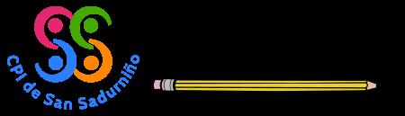 Logotipo de Aula Virtual do CPI de San Sadurniño
