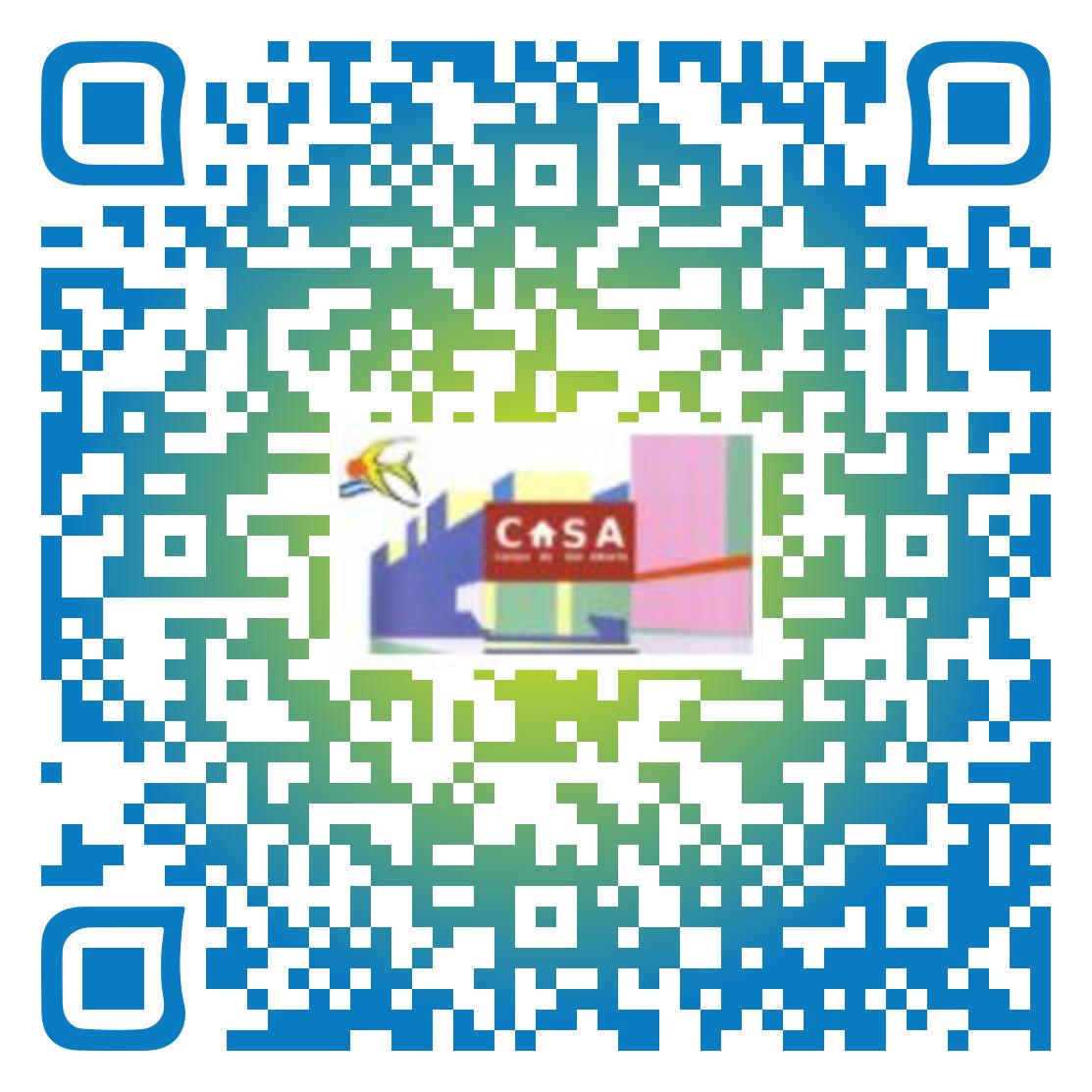 Qr aula virtual IES Campo de San Alberto