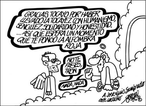 forges a sampedro