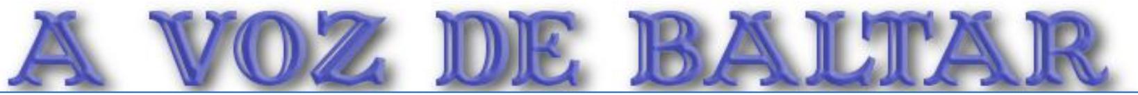 A Voz de Baltar logo
