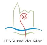 Logotipo de Aula Virtual do IES Virxe do Mar