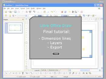 Final Tutorial Libreoffice Draw Learning To Design