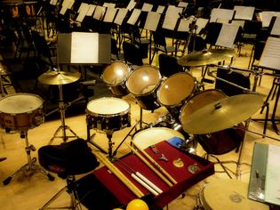 Percussion | Instrument Lab