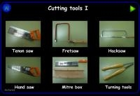 At the workshop: tools