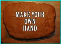 Make your own hand