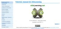 Titorial/Manual de Exelearning
