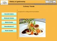 History and evolution of cuisine