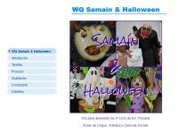 WebQuest: Samaín and Halloween