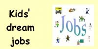 Kids´ dream jobs
