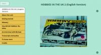 Hobbies in the UK 2 (English version)