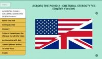 Across the pond 2 - Cultural Stereotypes  (English version)