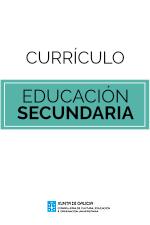 Secundaria   Consellería de Cultura, Educación e Universidade